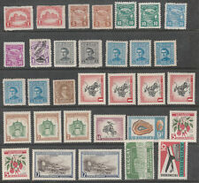Individual Central & South American Stamps