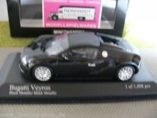1/43 Minichamps Bugatti Veyron 2010 noir