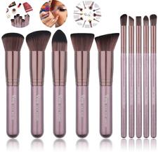 Kabuki Makeup Brush Set Soft Foundation Bronzer Concealer Eyeshadow Cosmetic Eye