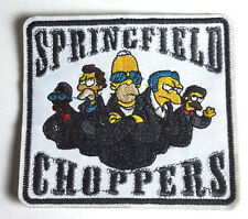 "Simpsons TV Series Support Your Local Thug Logo 3.5"" Patch- FREE S&H (SIPA-11)"