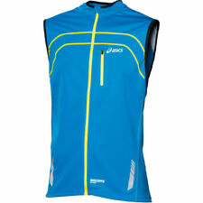 Asics Gore Tex Gilet Men's Sports Running Barcelona Marathon Gore Gilet - New