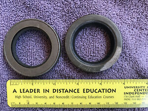 1930-1937 PACKARD 7,8,9 + Series Rear Axle Shaft Seals #170290 New Old Stock