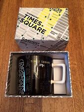 STARBUCKS Times Square NYC Collection Mug 14 oz NEW IN BOX