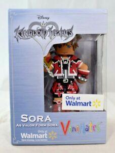"Vinimates - Disney Kingdom Hearts ""Sora"" as Valor Form Sora Vinyl Action Figure"