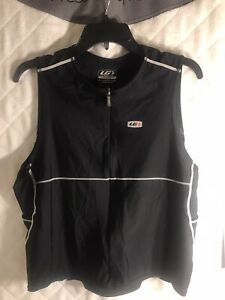 Louis Garneau Sleeveless Cycling Jersey XXl