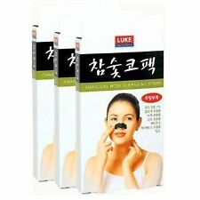 Charcoal Nose Pore Cleansing 10 Strips Blackhead Remover