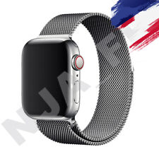 Bracelet Milanais pour Apple Watch Series SE/6/5/4/3/2 (38mm/40mm/42mm/44mm)