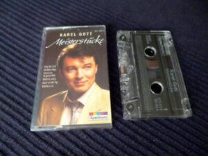 MC Karel Gott Meisterstücke BEST OF GREATEST HITS Grosse ERFOLGE 1971-1986 Maja