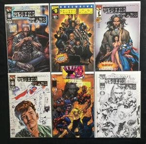 Rising Stars #0,1-24 Complete Run, Bright #1-3 & More 34 Books