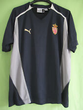Maillot As Monaco Entrainement Puma Vintage Football Jersey - L