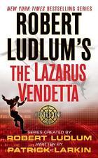 Robert Ludlum's The Lazarus Vendetta: A Covert-One Novel - Robert Ludlum
