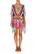 Camilla Franks The Short Round Neck Kaftan With Tags