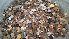 Lot/Bulk: 10 Pounds Mixed Tokens, good mix - low start price - huge piles here