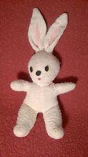"Vintage 16"" DEE GEE OF CALIFORNIA TERRY RABBIT plush stuffed animal toy"