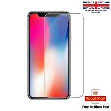 Apple iPhone X Xs Genuine Tempered Glass 9H Front Screen Protector Protection