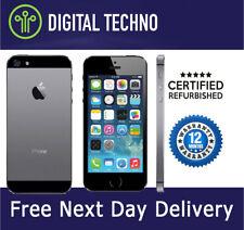Desbloqueado Apple iPhone 5S-Gris espacial 16GB-Red & Sim Libre + Garantía
