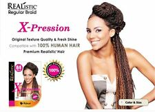 "Bijoux X-Pression Braid 84"" Synthetic Braiding Hair Expression Xpression - 1Pack"