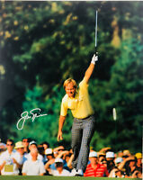 Jack Nicklaus Autographed 16x20 Photo 1986 Masters Win - Fanatics Golden Bear