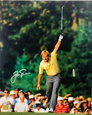 Jack Nicklaus Autographed 16x20 Photo 1986 Masters Win - Fanatics Golden Bear