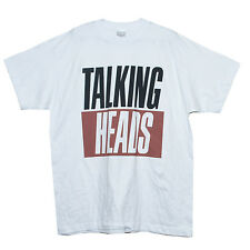 TALKING HEADS T SHIRT New Wave Art Rock Festival Graphic Band Tee ALL SIZES