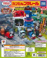 TAKARA TOMY Thomas & Friends Journey Beyond Sodor Hurricane Frankie Windup 11pcs