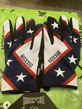 Dixxon Gloves For Motorcycle or Outdoors Size Men's Medium New