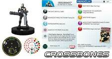 CROSSBONES #009 #9 The Invincible Iron Man Marvel Heroclix