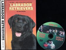 LABRADOR RETRIEVER Owner Handbook + FREE BONUS Training DVD