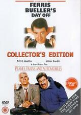 Ferris Bueller's Day Off/Planes, Trains and Automobiles [DVD] [1987], Good DVD,
