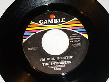 Intruders: I'm Girl Scoutin' / I Wonder What Kind of Bag She's In  [Unplayed-NM]