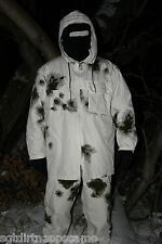 """German Army Snow Jacket/Smock - Grade1 Condition Size #3 170-180/100cm  5'8""""/40"""""""