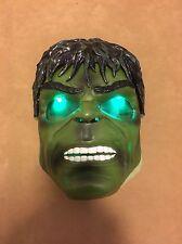 Marvel The Avengers INCREDIBLE HULK Light-Up Mask Glowing Eyes