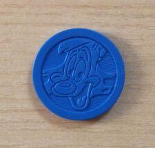 CAPS - FIGURINA FUN CAPS DISNEY - SLAMMER BLU - PAPERINO - PLASTIC DISC