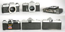 YASHICA AND SEARS SLR CAMERAS FOR PARTS