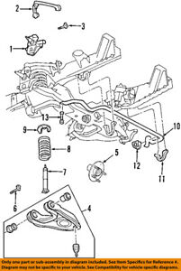 FORD OEM-Front Upper Control Arm 6L3Z3084AR