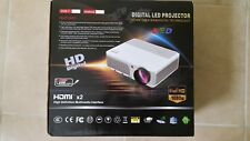 EUG 760+ Multimedia HD Android WIFI Home Theater Projector 1080P 3D LCD LED TV