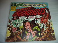 The Mighty Groundhogs-Who Will Save The World Gimmick Cover UAG 29237 German Pr.