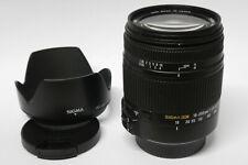 Sigma  18-250 mm DC Macro OS HSM Objektiv für Nikon gebraucht