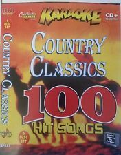 Hard-Working Chartbuster Karaoke Cdg 70s Soul 3 Disc 50 Tracks New 5056