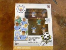 Manchester City FC OYO Sports Soccer Football Team Collector Set w Aguero Figure