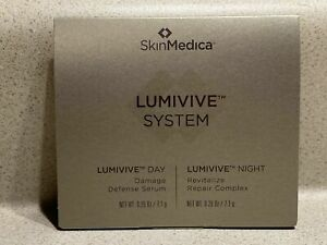 SkinMedica Lumivive - Blue Light Protection, Trial Size 0.25 oz each, $66 Value!