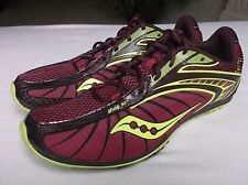 Saucony Shay XC2 10082 Women Cleats Athletic Track Running Cross Country Spike 8