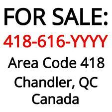 Chandler, QC : 418-616-YYYY