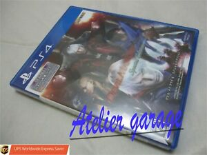 USED English SONY Play station 4 PS4 Devil May Cry 4 Special Edition Japanese