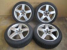 VO 018 Alufelgen Winterreifen 205 50 R17 Audi A3 8L VW Golf 4 7,5x17 ET38 5x100