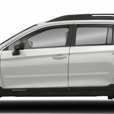 SUBARU OUTBACK 2010 - 2019 PAINTED BODY SIDE MOLDING FE2-OUTBACK