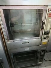 Henny Penny TR-6 - Electric Chicken Rotisserie Oven on HR-6 Display