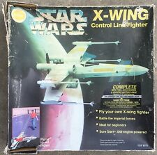 Star Wars X Wing Control Line Fighter, COX, includes .049 engine