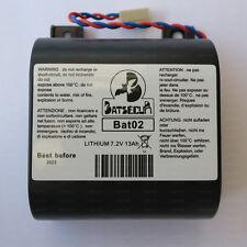 Batterie BATSECUR  BAT02 - pour alarme Daitem et Logisty - remplacement BATLI02