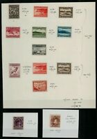 Newfoundland QV to KGVI 1880/37 range of issues to include '80 1c sg44a ' Stamps